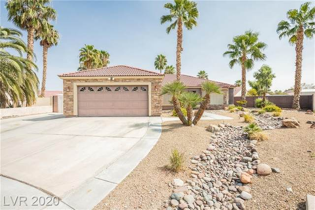 4250 Country Glen Circle, North Las Vegas, NV 89032 (MLS #2234025) :: The Mark Wiley Group | Keller Williams Realty SW