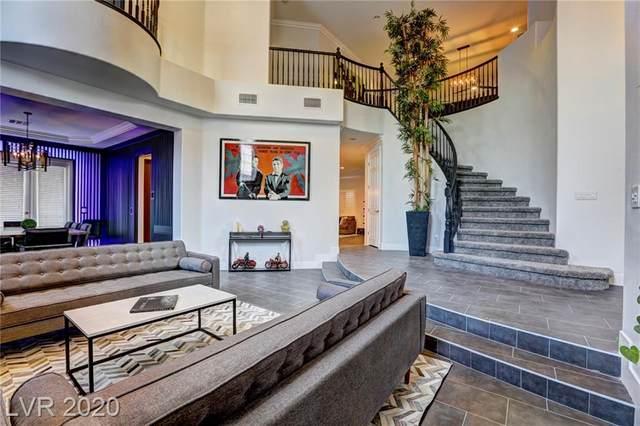 5423 San Florentine Avenue, Las Vegas, NV 89141 (MLS #2234035) :: The Lindstrom Group
