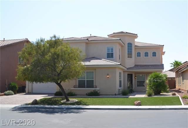 3821 San Esteban Avenue, North Las Vegas, NV 89084 (MLS #2234036) :: Signature Real Estate Group