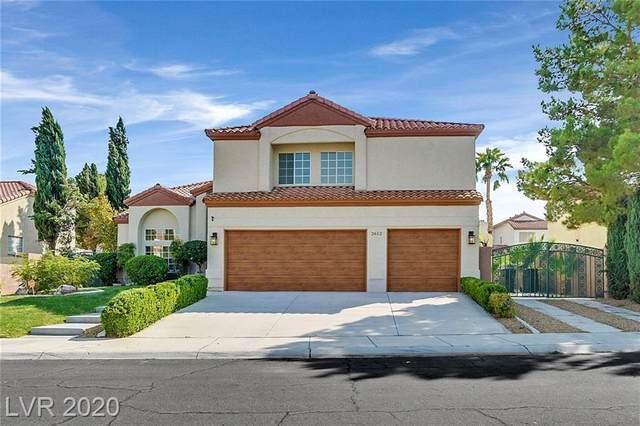 2612 Frontera Road, Henderson, NV 89074 (MLS #2234046) :: Signature Real Estate Group