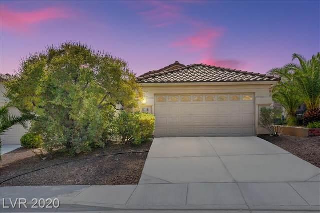 2119 Sunset Vista Avenue, Henderson, NV 89052 (MLS #2234060) :: Signature Real Estate Group