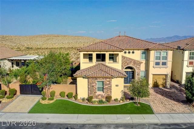 9818 Proud Clarion Street, Las Vegas, NV 89178 (MLS #2234061) :: Signature Real Estate Group