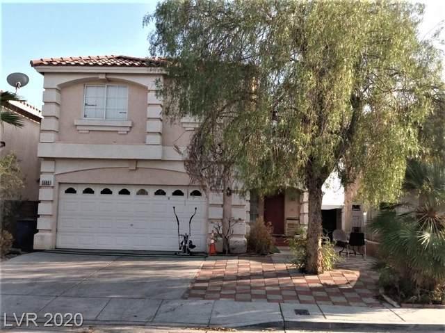 5689 Enchanted Palms Avenue, Las Vegas, NV 89139 (MLS #2234072) :: The Lindstrom Group