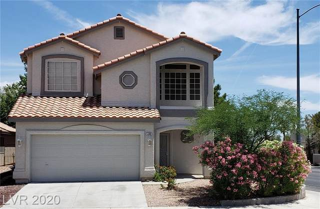 448 Elysian Plains Court, Las Vegas, NV 89145 (MLS #2234082) :: Billy OKeefe | Berkshire Hathaway HomeServices