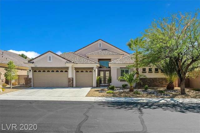 2147 Montana Pine Drive, Henderson, NV 89052 (MLS #2234084) :: The Shear Team