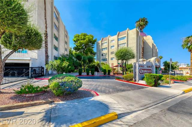 745 Royal Crest Circle #131, Las Vegas, NV 89169 (MLS #2234087) :: The Mark Wiley Group | Keller Williams Realty SW