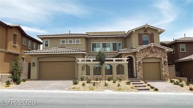 378 Pollino Peaks Street, Las Vegas, NV 89138 (MLS #2234096) :: The Lindstrom Group