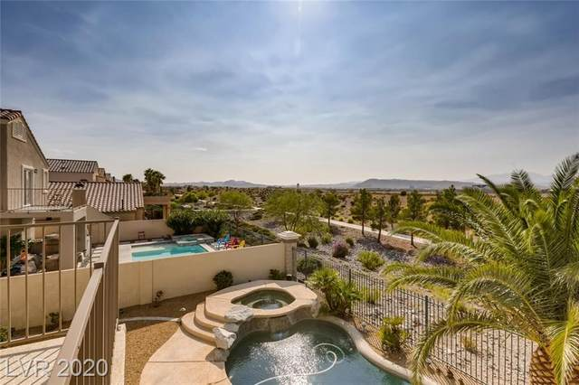 1445 Morning Crescent Street, Henderson, NV 89052 (MLS #2234098) :: Signature Real Estate Group
