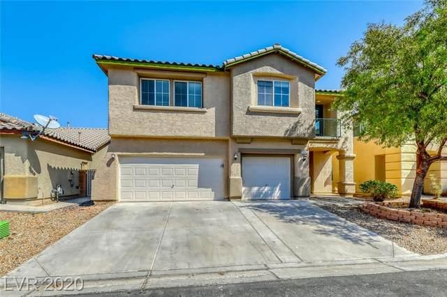3762 Tundra Swan Street, Las Vegas, NV 89122 (MLS #2234105) :: Signature Real Estate Group