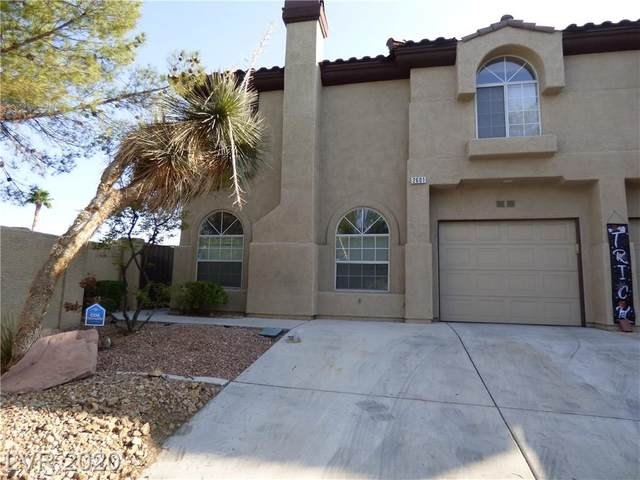 2601 Peat Moss Avenue, Henderson, NV 89074 (MLS #2234112) :: Helen Riley Group | Simply Vegas