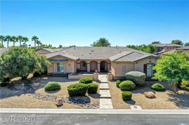 7025 Via Campanile Avenue, Las Vegas, NV 89131 (MLS #2234117) :: The Shear Team