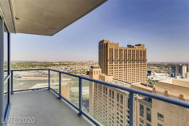 2700 Las Vegas Boulevard #2803, Las Vegas, NV 89109 (MLS #2234119) :: The Perna Group
