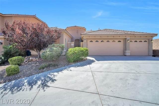 9349 Desert Heat Avenue, Las Vegas, NV 89178 (MLS #2234144) :: Signature Real Estate Group