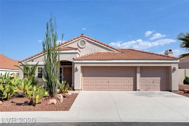 20 Sandwedge Drive, Henderson, NV 89074 (MLS #2234145) :: Helen Riley Group | Simply Vegas