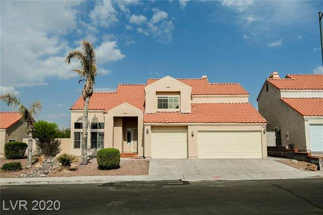 418 Lost Trail Drive, Henderson, NV 89014 (MLS #2234152) :: The Mark Wiley Group | Keller Williams Realty SW