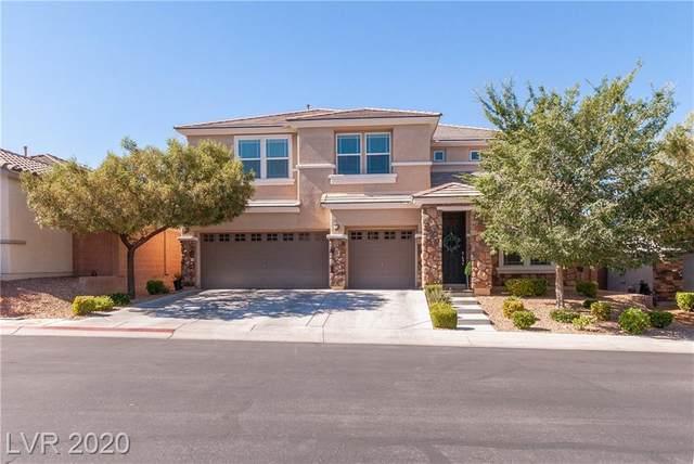 10210 Rockridge Peak Avenue, Las Vegas, NV 89166 (MLS #2234155) :: Signature Real Estate Group