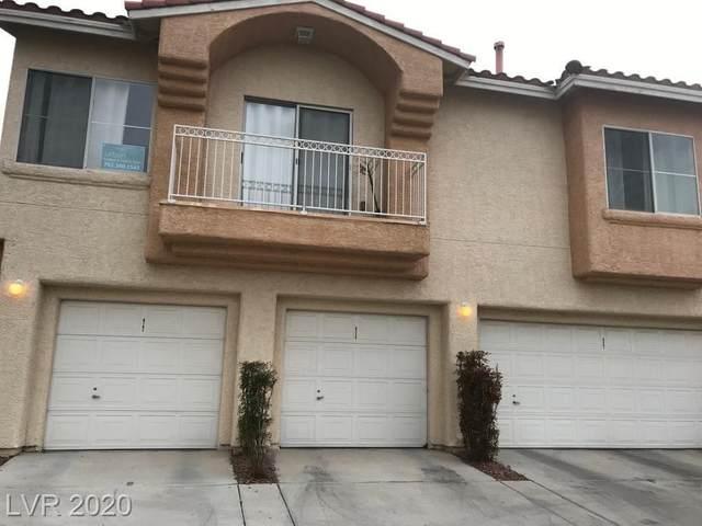 5000 Red Rock Street #238, Las Vegas, NV 89118 (MLS #2234173) :: Kypreos Team