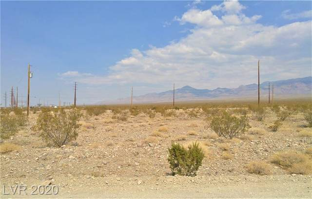 6420 N Carizzo Lane, Pahrump, NV 89060 (MLS #2234177) :: The Mark Wiley Group | Keller Williams Realty SW