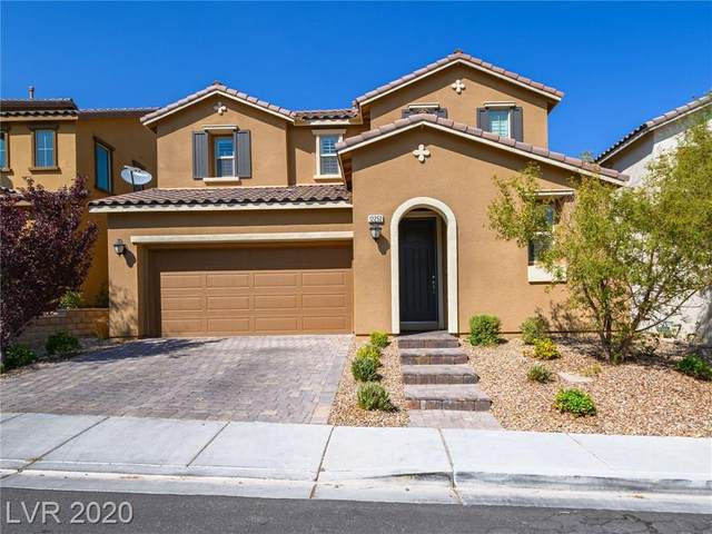12250 Argent Bay Avenue, Las Vegas, NV 89138 (MLS #2234182) :: The Perna Group