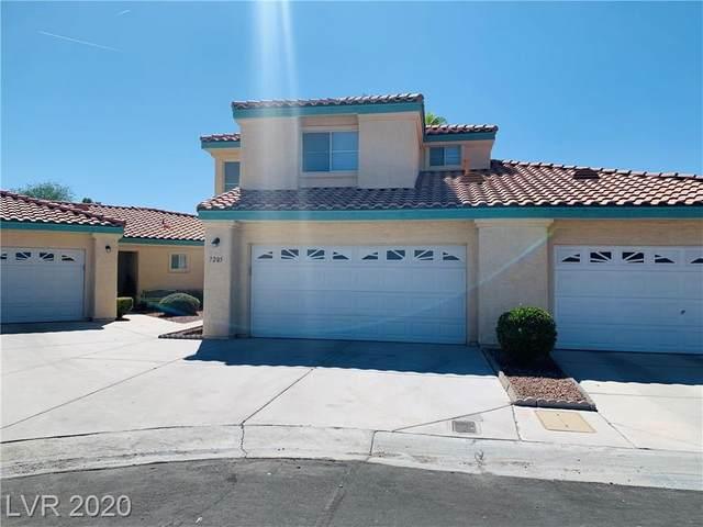 7205 Vista Bonita Drive, Las Vegas, NV 89149 (MLS #2234202) :: Hebert Group | Realty One Group