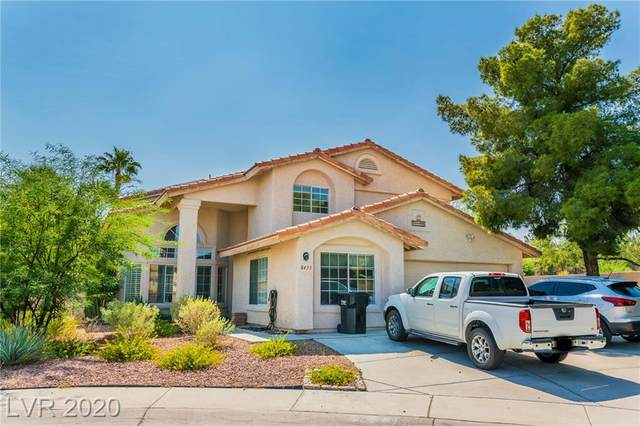 8433 Dry Cliff Circle, Las Vegas, NV 89128 (MLS #2234226) :: The Lindstrom Group