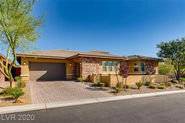 10508 Bryn Haven Avenue, Las Vegas, NV 89135 (MLS #2234260) :: Kypreos Team