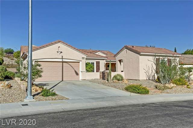 2287 Bensley Street, Henderson, NV 89044 (MLS #2234270) :: Helen Riley Group | Simply Vegas
