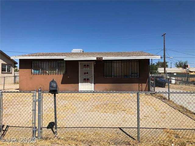 1824 W Mcdonald Avenue, North Las Vegas, NV 89032 (MLS #2234277) :: Signature Real Estate Group