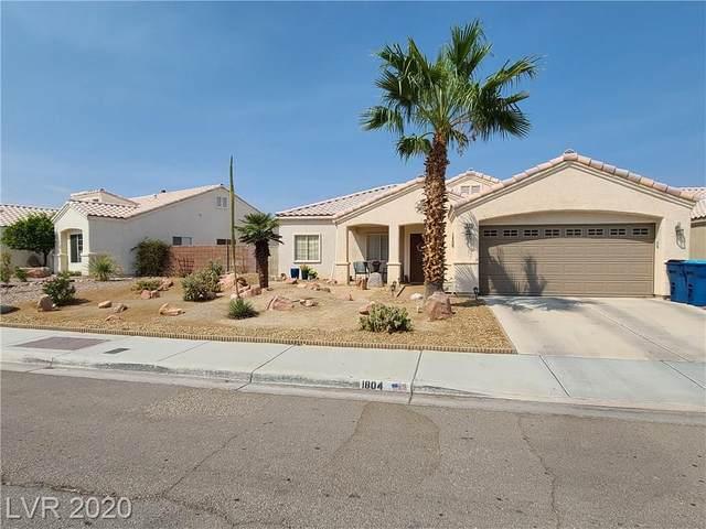 1804 Panther Place, Las Vegas, NV 89031 (MLS #2234288) :: Signature Real Estate Group