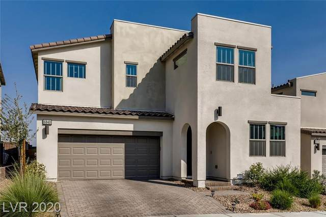 6840 Boulder Canyon Street, North Las Vegas, NV 89084 (MLS #2234314) :: Signature Real Estate Group