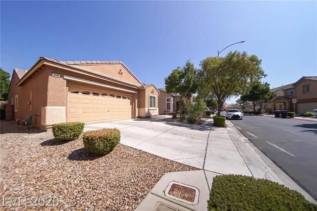 316 Whitney Breeze Avenue, North Las Vegas, NV 89031 (MLS #2234321) :: Signature Real Estate Group