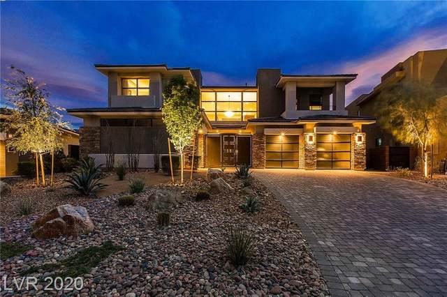 37 Owl Ridge Court, Las Vegas, NV 89135 (MLS #2234329) :: The Perna Group