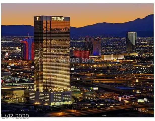 2000 Fashion Show Drive #2109, Las Vegas, NV 89109 (MLS #2234332) :: Hebert Group | Realty One Group