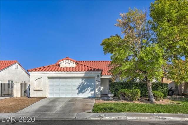 4314 La Ronda Circle, North Las Vegas, NV 89032 (MLS #2234343) :: Signature Real Estate Group