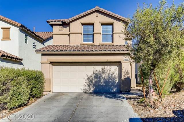 6670 Wind Whisper Street, Las Vegas, NV 89148 (MLS #2234345) :: The Shear Team