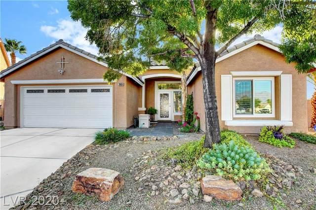 7009 Steeple Court, Las Vegas, NV 89131 (MLS #2234347) :: Billy OKeefe   Berkshire Hathaway HomeServices