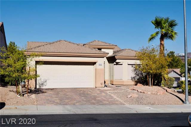 512 Carmel Mesa Drive, Henderson, NV 89012 (MLS #2234354) :: Vestuto Realty Group