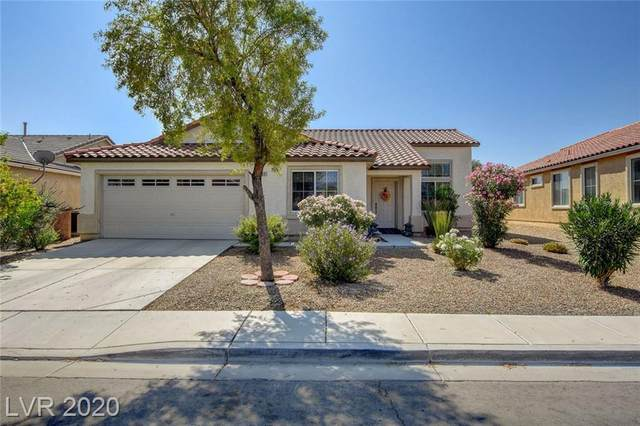 2309 Silver Clouds Drive, North Las Vegas, NV 89031 (MLS #2234374) :: Performance Realty