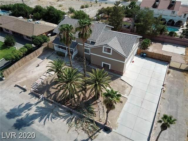 120 Clayton Street, Las Vegas, NV 89110 (MLS #2234385) :: Signature Real Estate Group
