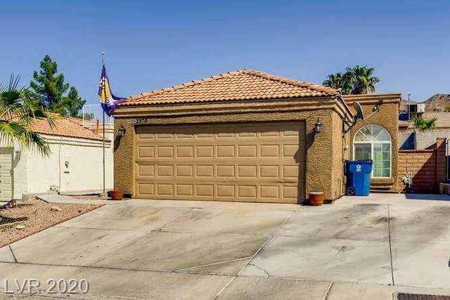 2370 Ray Kanel Drive, Las Vegas, NV 89156 (MLS #2234387) :: The Lindstrom Group