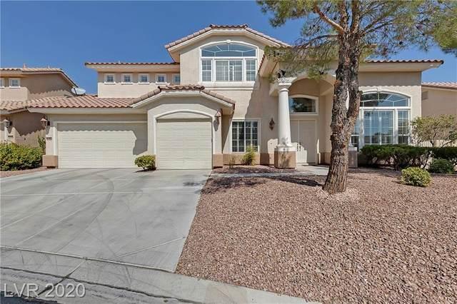 9686 Phoenician Avenue, Las Vegas, NV 89147 (MLS #2234399) :: The Lindstrom Group