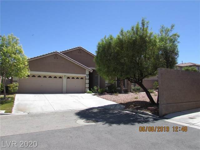 5947 Rothbury Avenue, Las Vegas, NV 89141 (MLS #2234415) :: The Lindstrom Group