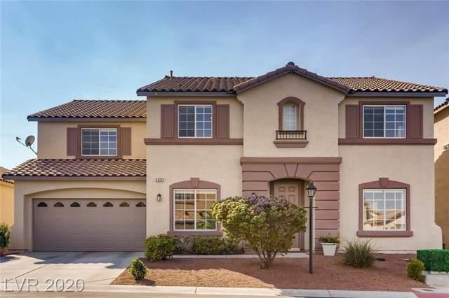 4529 Dawn Peak Street, Las Vegas, NV 89129 (MLS #2234424) :: The Mark Wiley Group | Keller Williams Realty SW