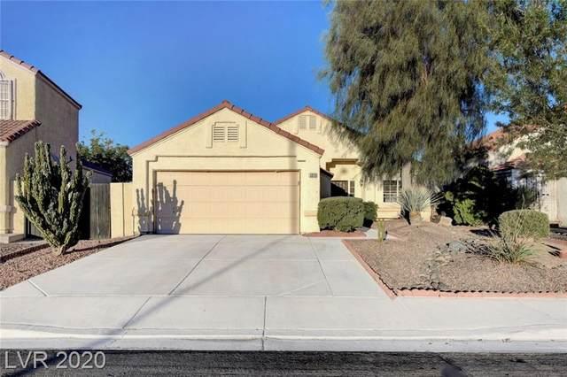 3820 Blue Dawn Drive, North Las Vegas, NV 89032 (MLS #2234431) :: Signature Real Estate Group