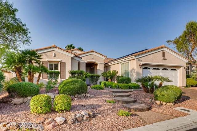 10513 Cerotto Lane, Las Vegas, NV 89135 (MLS #2234441) :: The Mark Wiley Group | Keller Williams Realty SW