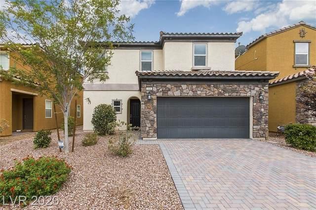 950 Hidden Bull Street, Las Vegas, NV 89178 (MLS #2234450) :: The Mark Wiley Group | Keller Williams Realty SW