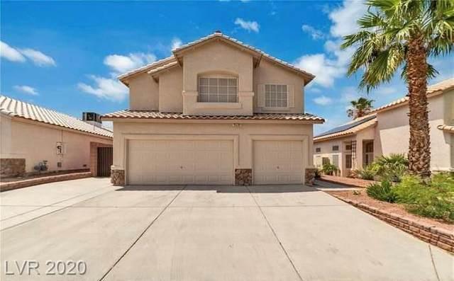 3043 Emerald Creek Drive, Las Vegas, NV 89156 (MLS #2234472) :: Signature Real Estate Group