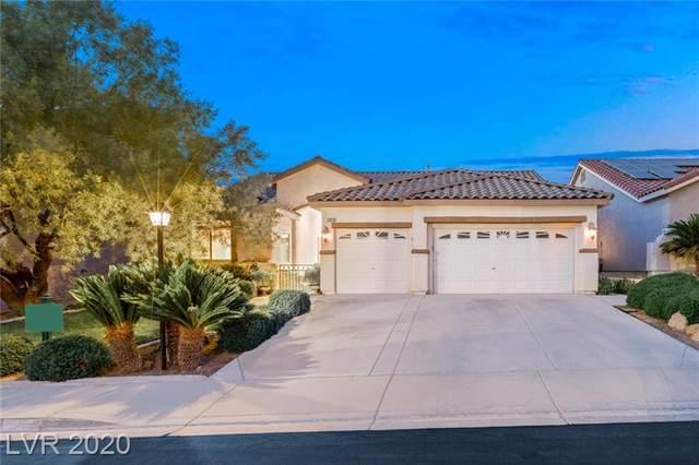 5418 Valensole Avenue, Las Vegas, NV 89141 (MLS #2234481) :: The Lindstrom Group