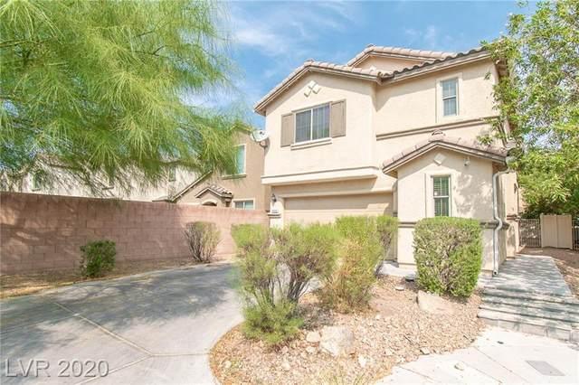 6456 Chettle House Lane, Las Vegas, NV 89122 (MLS #2234482) :: Signature Real Estate Group