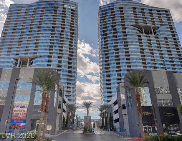 4525 Dean Martin Drive #710, Las Vegas, NV 89103 (MLS #2234485) :: The Lindstrom Group